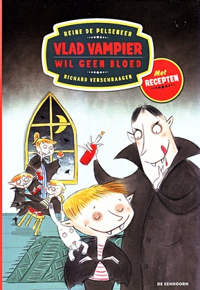 Coverafbeelding van: Vlad Vampier wil geen bloed