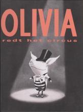 Coverafbeelding van: Olivia redt het circus