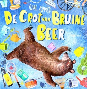 Coverafbeelding van: De Grot van de Bruine Beer
