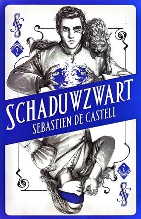 Coverafbeelding van: Schaduwzwart – Spellslinger, deel 2
