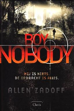 Coverafbeelding van: Boy Nobody