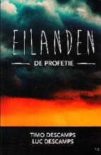Coverafbeelding van: De profetie – Eilanden, deel 1