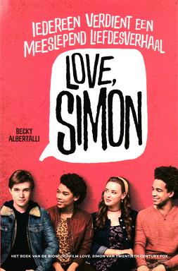 Coverafbeelding van: Love, Simon