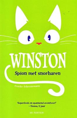 Coverafbeelding van: Spion met snorharen – Winston, deel 2