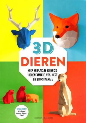 Coverafbeelding van: 3D Dieren