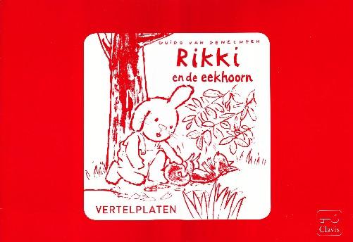 Coverafbeelding van: Rikki en de eekhoorn (vertelplaten)