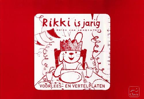 Coverafbeelding van: Rikki is jarig (vertelplaten)