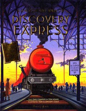 Coverafbeelding van: Aan boord van de Discovery Express