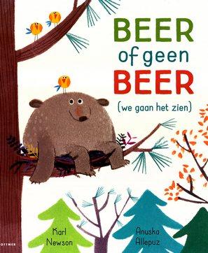 Coverafbeelding van: Beer of geen beer (we gaan het zien)