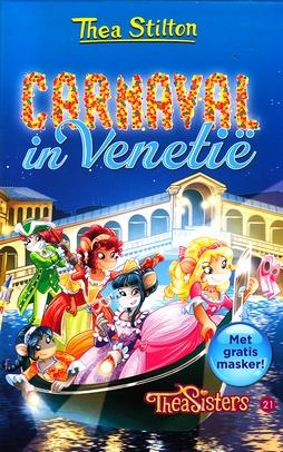 Coverafbeelding van: Carnaval in Venetië – Thea Sisters, deel 21