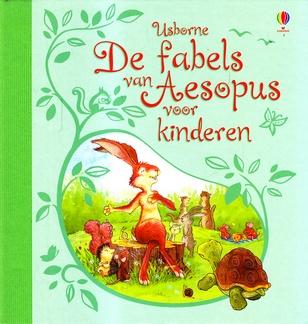 Coverafbeelding van: De fabels van Aesopus voor kinderen
