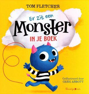 Coverafbeelding van: Er zit een monster in je boek