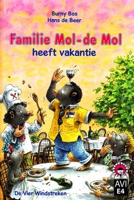 Coverafbeelding van: Familie Mol–de Mol heeft vakantie