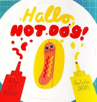 Coverafbeelding van: Hallo hotdog!