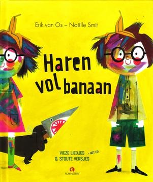 Coverafbeelding van: Haren vol banaan