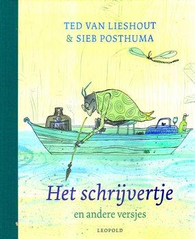 Coverafbeelding van: Het schrijvertje en andere versjes