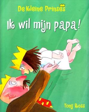 Coverafbeelding van: Ik wil mijn papa!