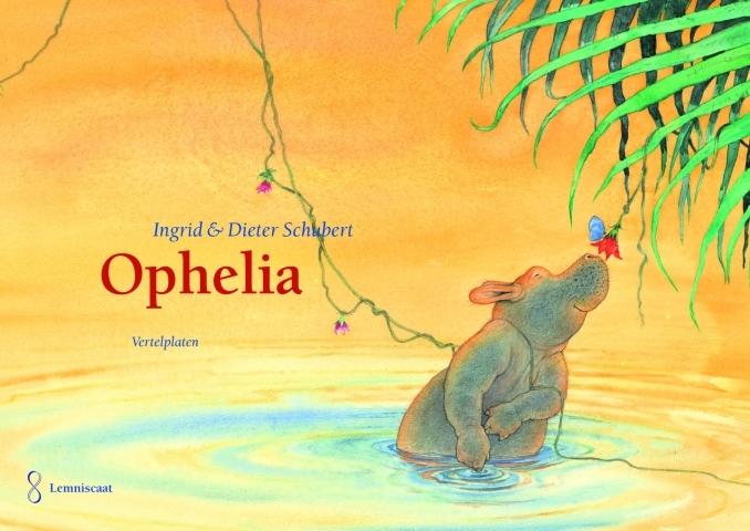 Coverafbeelding van: Ophelia (vertelplaten)