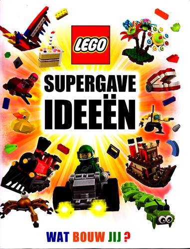 Coverafbeelding van: Lego: Supergave ideeën
