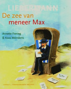 Coverafbeelding van: Liebermann – De zee van meneer Max