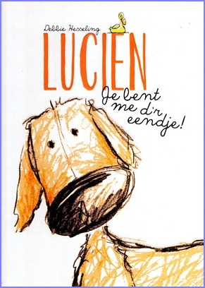 Coverafbeelding van: Lucien je bent me d'er eendje!