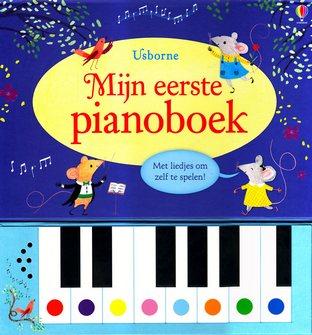 Coverafbeelding van: Mijn eerste pianoboek