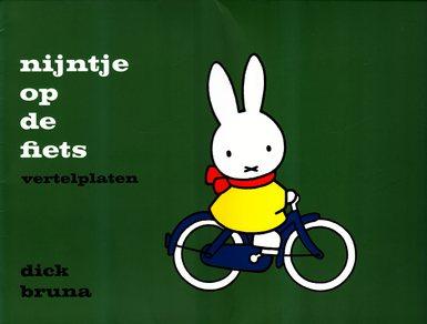 Coverafbeelding van: Nijntje op de fiets (vertelplaten)
