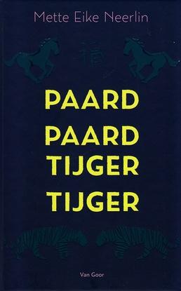 Coverafbeelding van: Paard paard tijger tijger