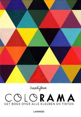 Coverafbeelding van: Colorama – Het boek over alle kleuren en tinten