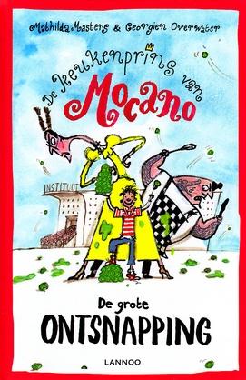 Coverafbeelding van: De grote ontsnapping – De keukenprins van Mocano, deel 4