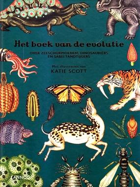 Coverafbeelding van: Het boek van de evolutie