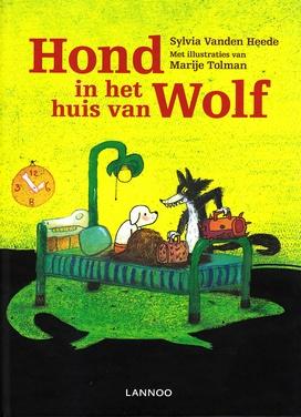 Coverafbeelding van: Hond in het huis van Wolf