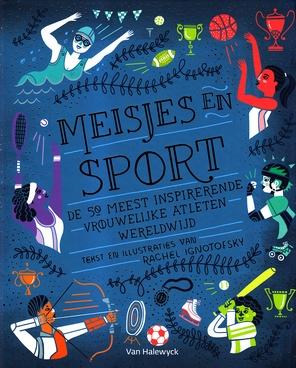 Coverafbeelding van: Meisjes en Sport