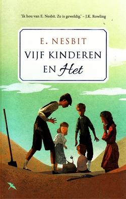 Coverafbeelding van: Vijf kinderen en Het
