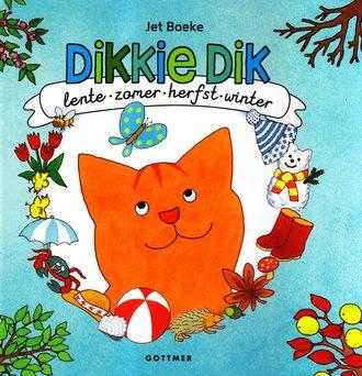 Coverafbeelding van: Dikkie Dik lente-zomer-herfst-winter + DVD