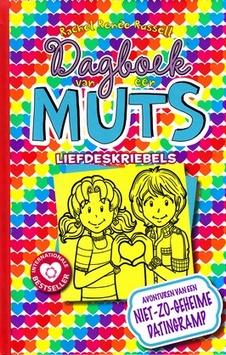 Coverafbeelding van: Liefdeskriebels – Dagboek van een Muts, deel 12