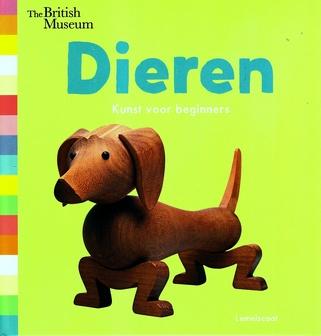 Coverafbeelding van: Dieren – Kunst voor beginners