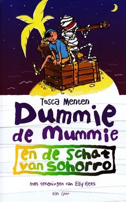 Coverafbeelding van: Dummie de Mummie en de schat van Sohorro