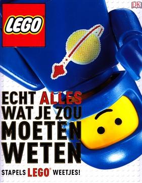 Coverafbeelding van: LEGO: Echt alles wat je zou moeten weten