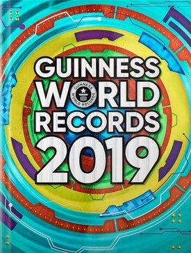 Coverafbeelding van: Guinness World Records 2019
