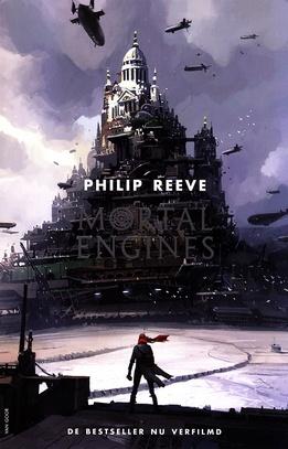 Coverafbeelding van: Mortal Engines, deel 1