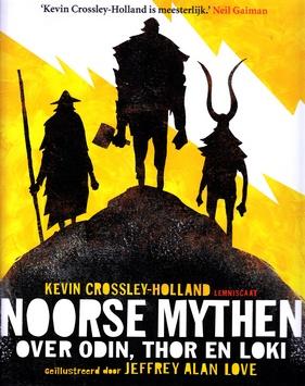 Coverafbeelding van: Noorse Mythen over Odin, Thor en Loki
