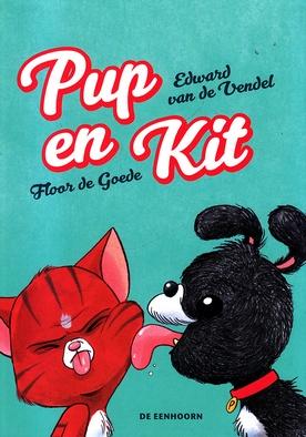 Coverafbeelding van: Pup en Kit