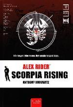 Coverafbeelding van: Scorpia Rising – Alex Rider, deel 9