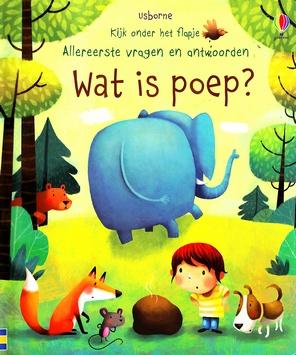 Coverafbeelding van: Wat is poep?