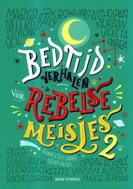 Coverafbeelding van: Bedtijd voor Rebelse Meisjes 2