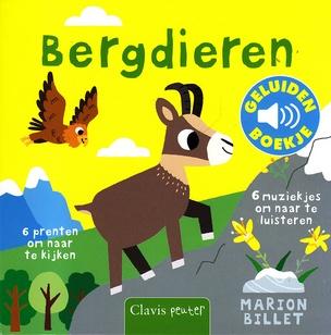 Coverafbeelding van: Bergdieren