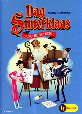 Coverafbeelding van: Dag Sinterklaas doeboek