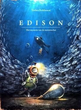 Coverafbeelding van: Edison – Het mysterie van de muizenschat