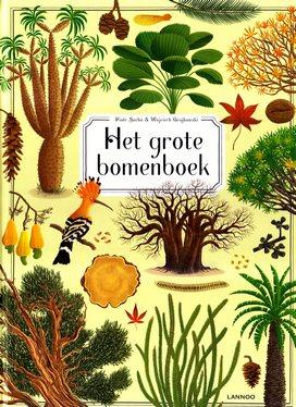 Coverafbeelding van: Het grote bomenboek